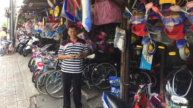 Bisnis Sepeda Bekas Menguntungkan, Sebulan Omzet Capai Rp