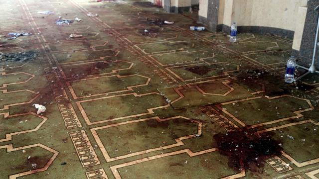 ISIS Cabang Sinai, Pembantai Jemaah Salat Jumat di Mesir (65604)