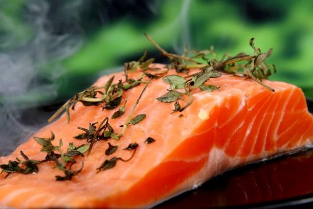 Salmon baik untuk jantung