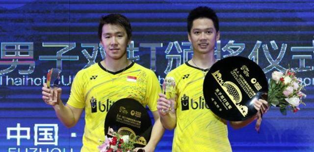 Kevin/Marcus Saat Juara China Open SSP 2017