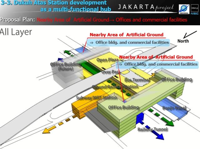 Dukuh Atas di Masa Depan yang Akan Menjadi TOD Terbesar di Jakarta (148663)