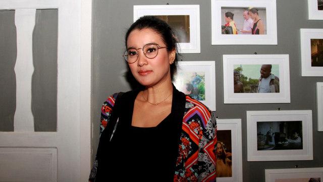 Marcella Zalianty Dukung Berikan Sumbangan Desain Bilik Isolasi COVID-19 (574461)