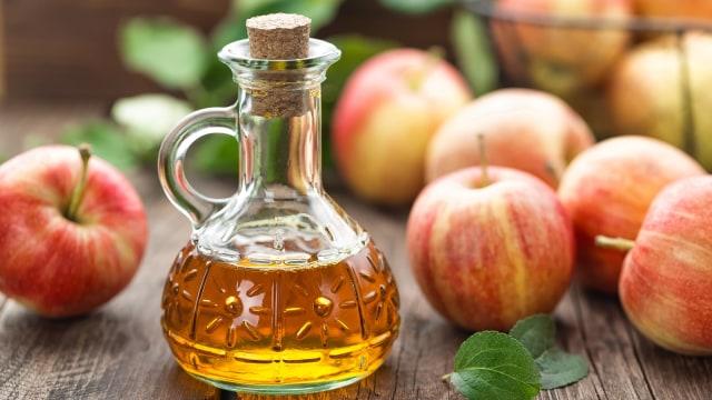 Cuka apel untuk selulit