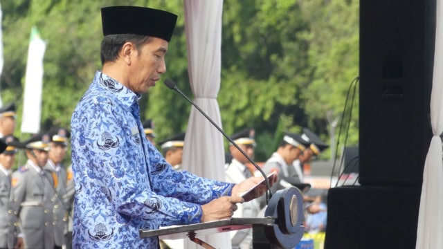 Ini Daftar Kenaikan Gaji Pokok PNS yang Dijanjikan Jokowi (183760)
