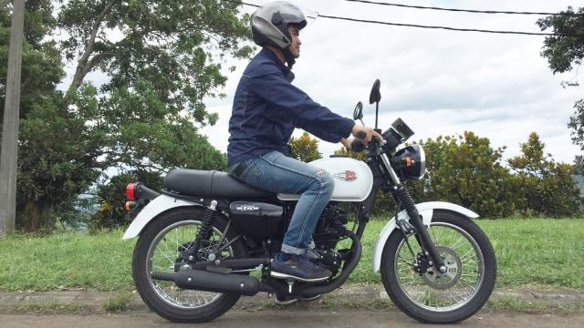 Kawasaki W175 Laris Manis, Penjualan Lampaui Target  (593944)