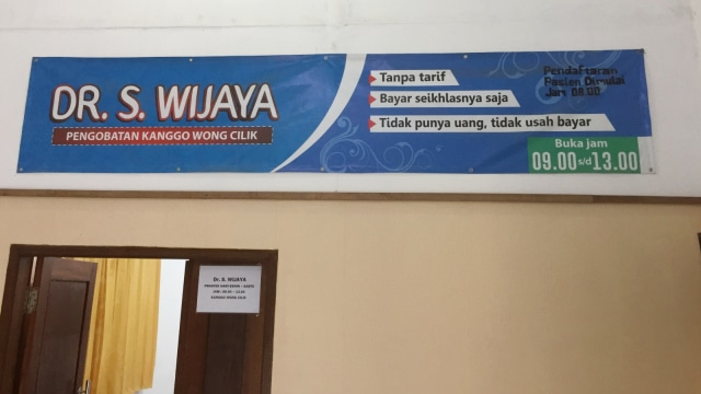Praktik dr. Wijaya