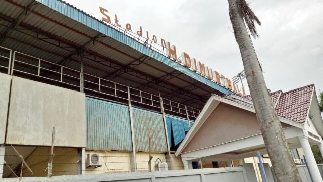 Video Menelisik Muramnya Wajah Stadion H Dimurthala Kumparan Com