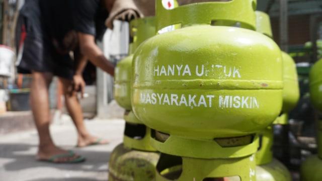 LPG Melon Masih Dijual Bebas, LPG 3 Kg Nonsubsidi Bakal Tak Laku (223864)