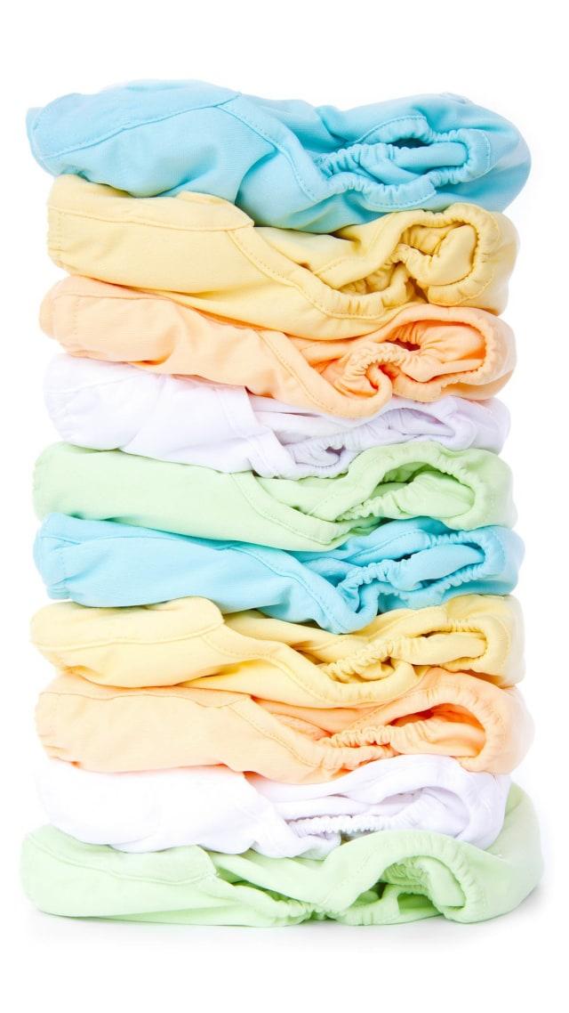 Aturan Mencuci Pakaian Bayi yang Benar (57381)
