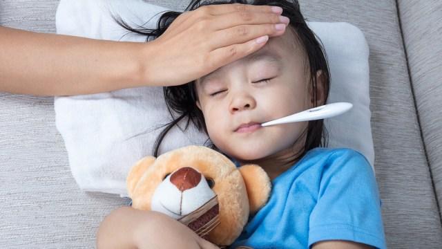Infeksi Telinga pada Anak: Hal yang Perlu Diketahui Ibu (340237)
