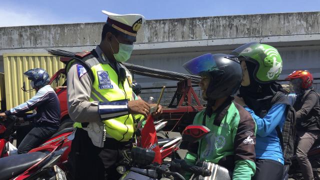 Tak Cuma SIM dan STNK, Kendaraan Juga Bisa Disita saat Ditilang (250879)