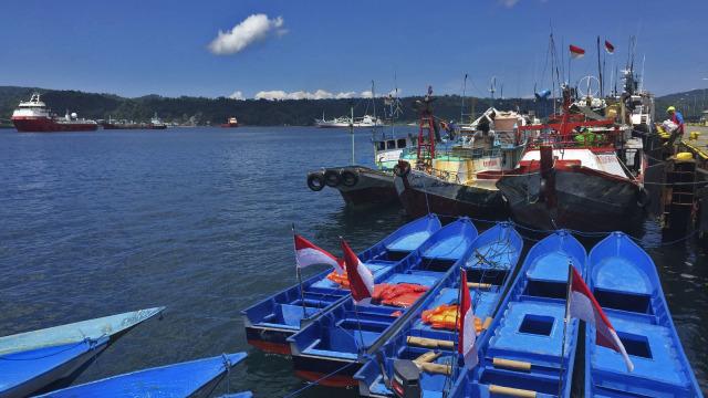 KKP Siapkan Bantuan 148 Kapal untuk Nelayan Morotai (95824)