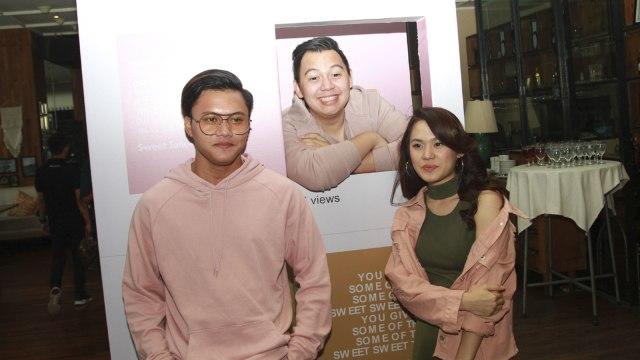 Sheryl Sheinafia, Rizky Febian dan Chandra Liow