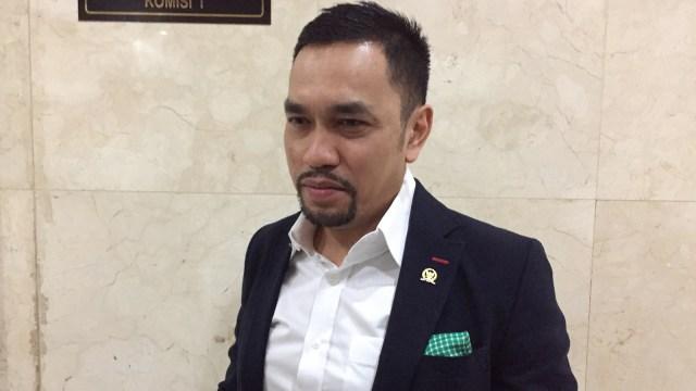 Komisi III Soroti Tuntutan Anak Bupati Majalengka: Preseden Buruk (318556)