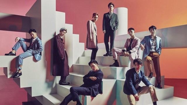 EXO Rilis Lagu Jepang Terbaru 'Electric Kiss' - kumparan com