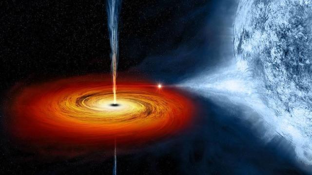 Lubang Hitam Terjauh Ditemukan, Massanya 800 Juta Kali Matahari (967421)