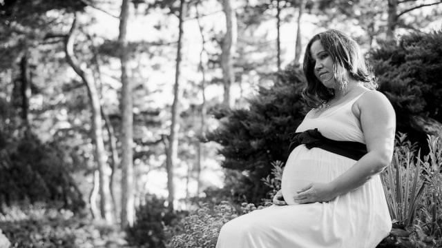 Ibu hamil lelah (COV)