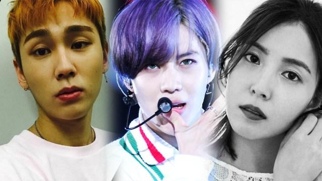9 Idola K-Pop ini Ternyata Punya Nama Baptis, Bisa Tebak? (43113)