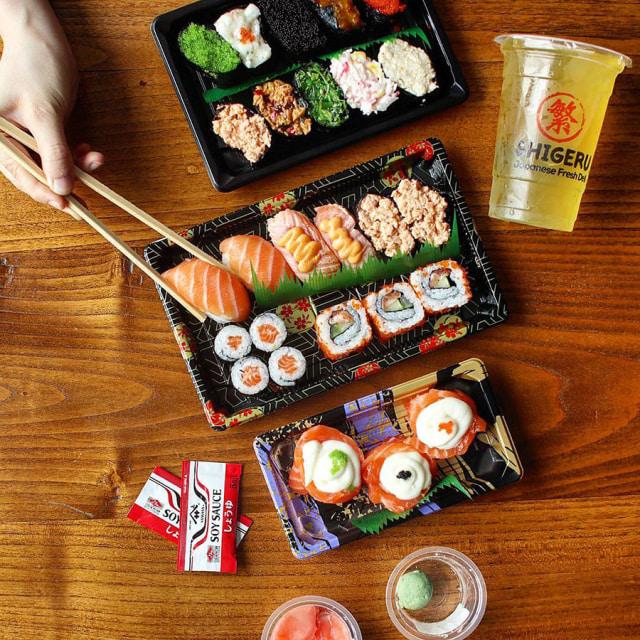 3 Gerai Sushi Murah Di Jakarta Yang Bisa Jadi Pilihan Makan Siang