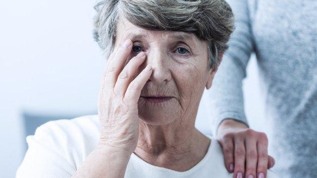 Ilustrasi Alzheimer