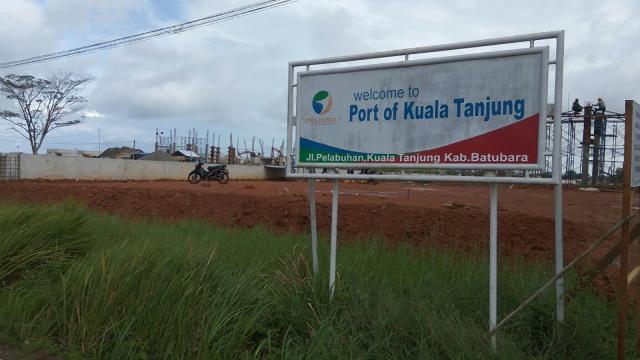 Bangun Kawasan Pelabuhan Kuala Tanjung, Pelindo I Butuh Rp 43 Triliun (9764)
