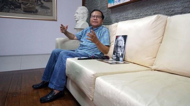 Pengaruh Albert Einstein bagi Kehidupan Rizal Ramli (223523)