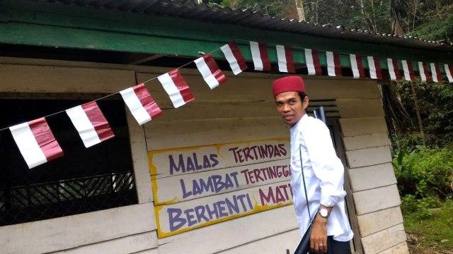 GNPF Akan Laporkan 5 Pelaku Persekusi Ustaz Somad ke Mabes Polri (1054668)