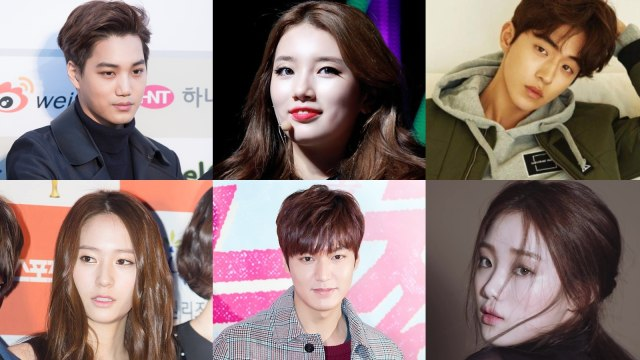 9 Pasangan Selebriti Korea Selatan yang Putus di 2017 (41307)