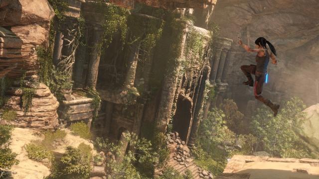 Square Enix Umumkan Game Tomb Raider Terbaru Sedang Digarap Kumparan Com