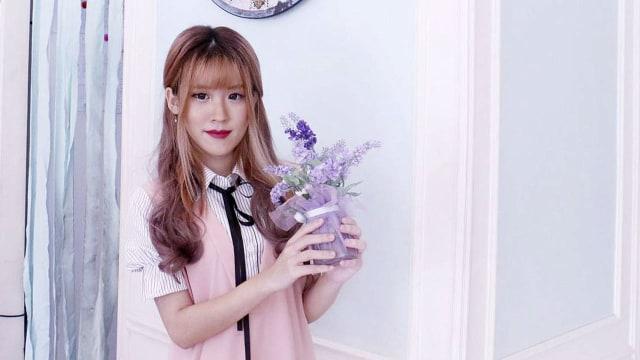 Miharu Julie, beauty blogger Indonesia
