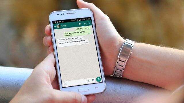 WhatsApp Rentan Diretas, Ini Alternatif Aplikasi Chatting Lain (205614)