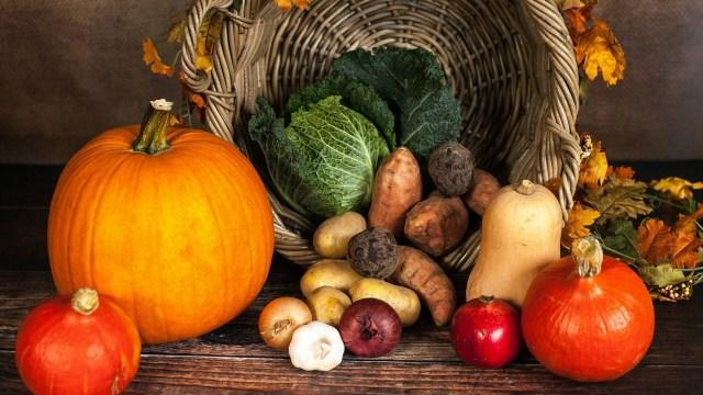 Buah dan sayur untuk Multiple Sclerosis
