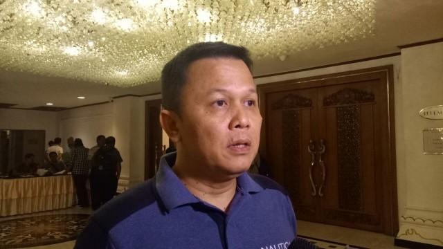 Ketua DPP Partai Golkar Andi Sinulingga