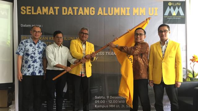 Arif Wibowo Jadi Ketua Iluni Magister Manajemen UI (269301)