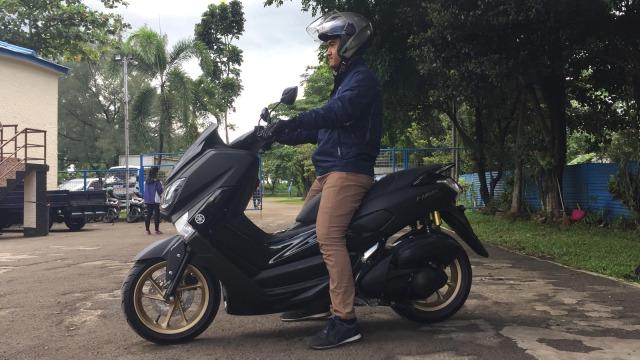 Yamaha NMax model 2018