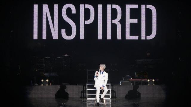 Konser Jonghyun SHINee 'Inspired'.