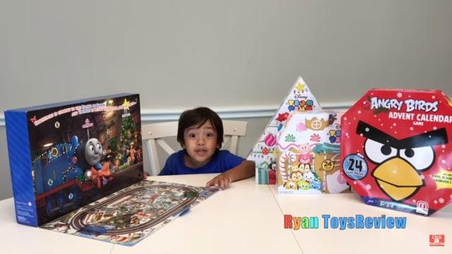 Ryan, Bocah 6 Tahun yang Hasilkan Rp 149 Miliar dari YouTube (46733)