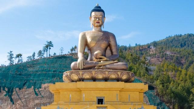 Bhutan, Negara di Asia yang Rakyatnya Paling Bahagia (332739)