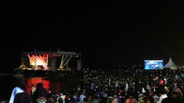 Festival seni dan budaya di Ancol