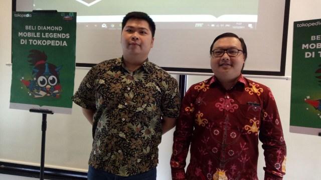 Fendy Tan dan Leontinus Alpha Edison