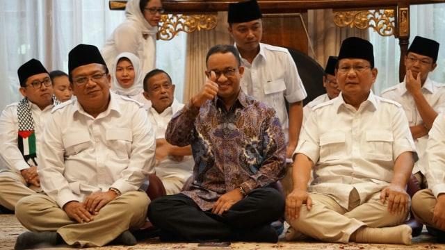 Prabowo soal Anies Capres: Demi Kepentingan Negara, Saya Buka Pintu (29726)