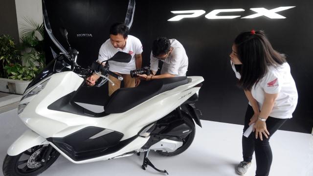 Motor All New Honda Pcx 150