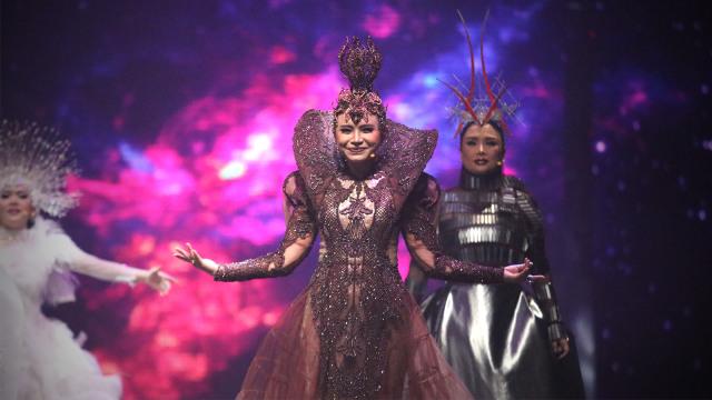 Fashion show EQUILIBRIUM Rinaldy Yunardi