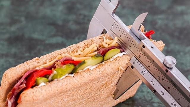 Illustrasi kalori