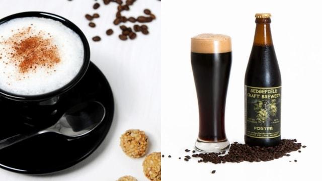 Perpaduan kopi dan bir
