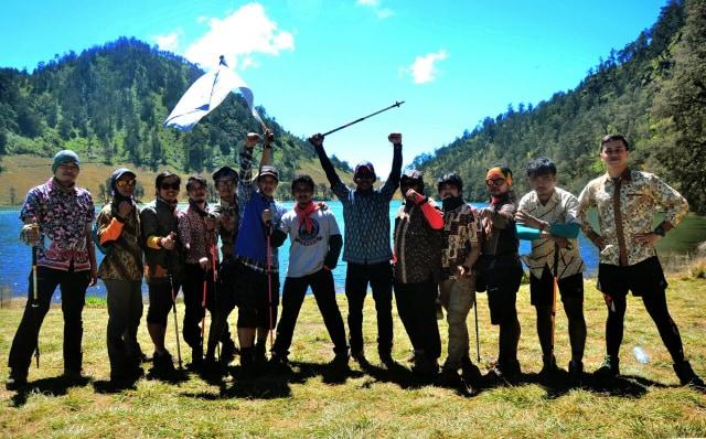 """Menyelami Keindahan """"Pegunungan'' Indonesia dengan Mendaki  (116243)"""