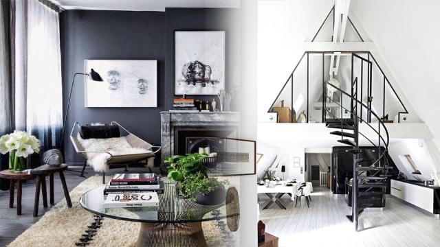 Percantik Ruanganmu Dengan Nuansa Hitam Putih, Ini 5 Tipsnya - Kumparan.com