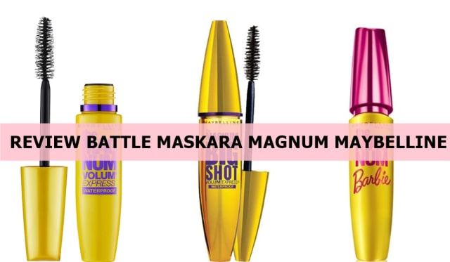 f1dcae8156c Review Battle: 3 Maskara Magnum Maybelline - kumparan.com