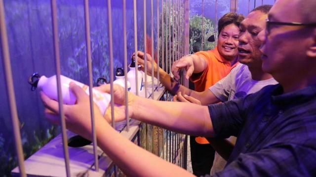 SOS from the Deep, Escape Room Bertema Laut Pertama di Dunia (480694)
