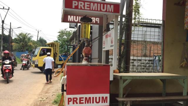 Penjual Bensin Pertamini Mengaku Raup Untung Rp 52.500 Per Hari (531736)